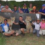 ABRACADABRA !!! The Fins in Africa...